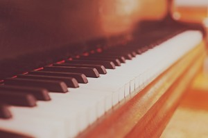 Piano - toetsen 05